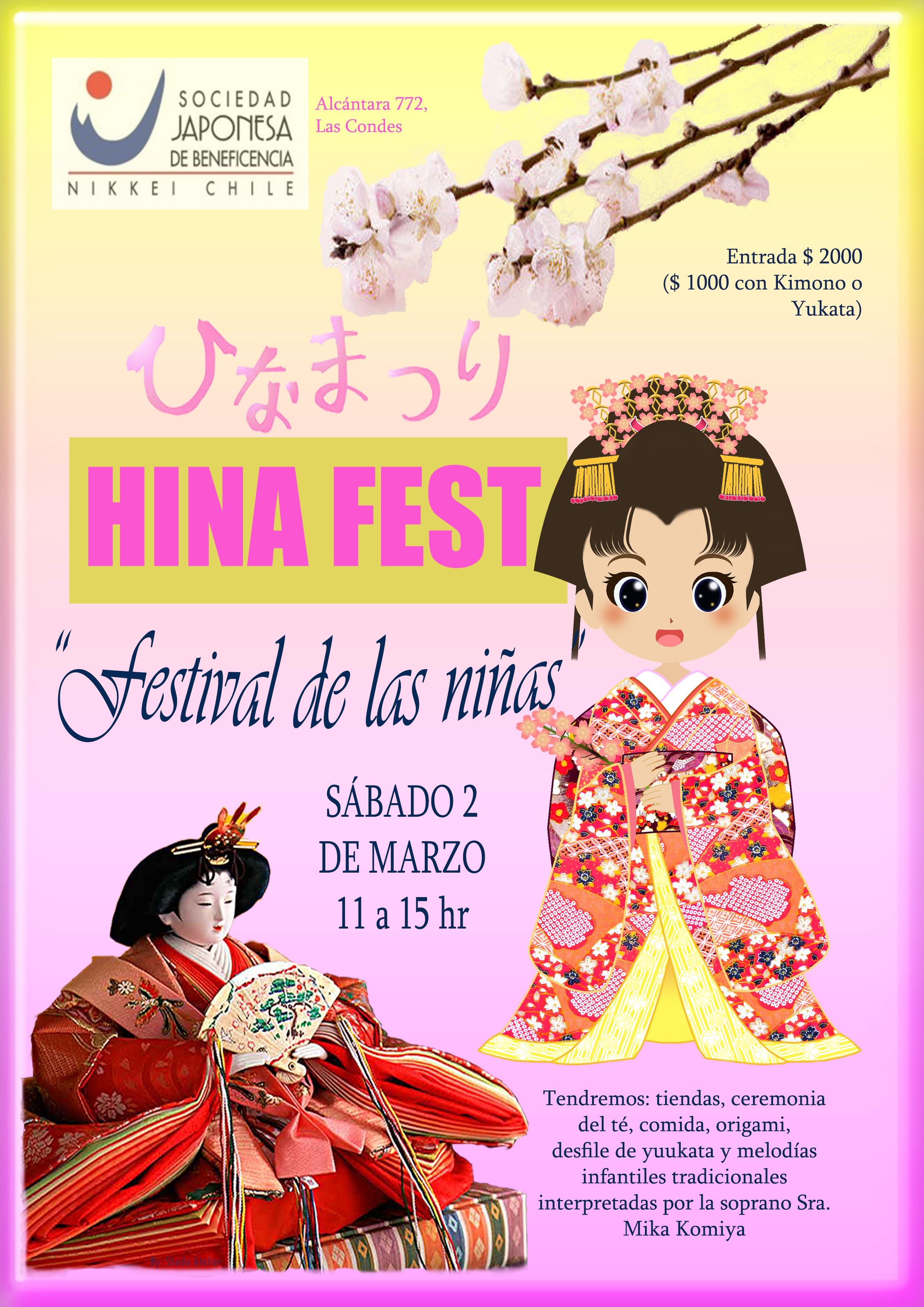 Invitación Hinafest